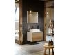 Aqwella Mobi 80 (Моби 80) Подвесная мебель для ванной с накладной раковиной