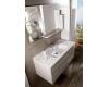 Armadi Art Lita LT – Подвесная мебель для ванной с раковиной-столешницей