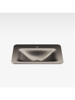 Armani Roca Baia – Раковина встраиваемая сверху 66 см, dark metallic (3270C2R40)