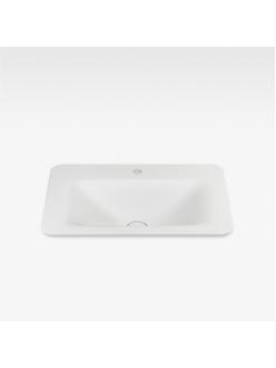 Armani Roca Baia – Раковина встраиваемая сверху 66 см, off-white (3270C2910)