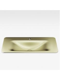 Armani Roca Baia – Раковина встраиваемая сверху 90 см, shagreen matt gold (3270C0R90)