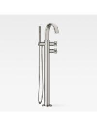 Armani Roca Baia Термостат для ванны напольный 1,7м, brushed steel