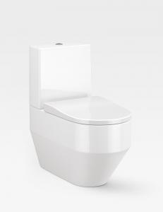 Armani Roca Baia Унитаз моноблок безободковый, белый