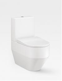 Armani Roca Baia Унитаз моноблок безободковый, off-white