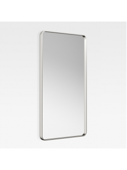 Armani Roca Baia – Зеркало 60 см с металлической рамкой, brushed steel (812344057)