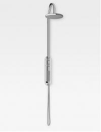 Armani Roca Baia Душевая стойка со встраиваемым термостатом, хром