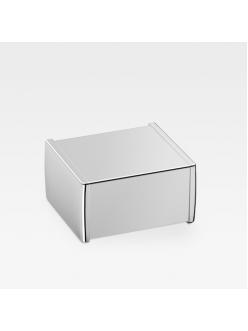 Armani Roca Island 816620001 – Держатель для туалетной бумаги с крышкой, цвет хром