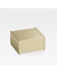 Armani Roca Island Держатель для туалетной бумаги с крышкой, greige