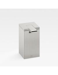Armani Roca Island Диспенсер для жидкого мыла, brushed steel