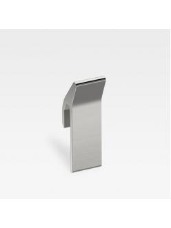 Armani Roca Island 816450057 – Крючок одинарный, цвет brushed steel