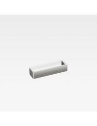 Armani Roca Island Полотенцедержатель для ванной 28,4 см, brushed steel