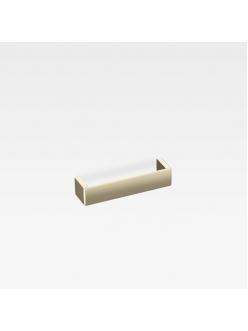 Armani Roca Island 816454040 – Полотенцедержатель для ванной 28,4 см, цвет greige