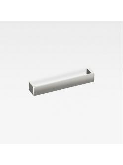 Armani Roca Island 816455057 – Полотенцедержатель для ванной 39,4 см, цвет brushed steel