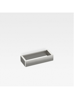 Armani Roca Island 816458057 – Полотенцедержатель 28,4 см, цвет brushed steel