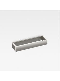 Armani Roca Island 816459057 – Полотенцедержатель 39,4 см, цвет brushed steel