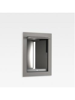 Armani Roca Island 8164840 – Встраиваемый шкафчик с подсветкой 20 см