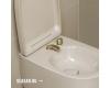 Armani Roca Island 357765910 – Биде подвесное с 2 отв. под смеситель, цвет off-white