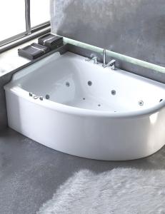 Астра-Форм Анастасия 182х125 Ванна из литьевого мрамора