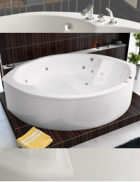 Астра-Форм Афродита 230 Ванна овальная из полимер-гелькоута