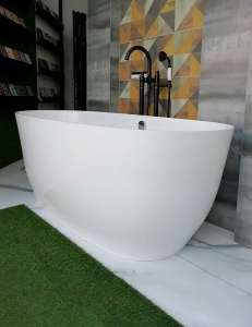 Астра-Форм Атрия 160х75 Ванна из литьевого мрамора