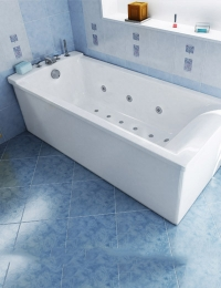 Астра-Форм Магнум 180х80 Ванна из литьевого мрамора