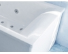 Астра-Форм Магнум 180х80 Ванна прямоугольная из литьевого мрамора
