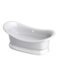 Астра-Форм Мальборо 189х87 Ванна из литьевого мрамора