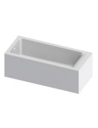 Астра-Форм Нейт 180х80 Ванна из литьевого мрамора