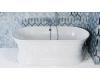Астра-Форм Шарм 170х80 Отдельностоящая монолитная ванна из литьевого мрамора