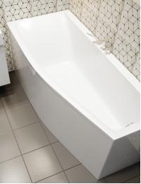 Астра-Форм Скат 170х75 Ванна из литьевого мрамора