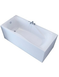 Астра-Форм Вега Люкс 170х80 Ванна из литьевого мрамора