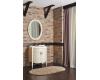 Мебель для ванной АТОЛЛ НЕАПОЛЬ DORATO – Слоновая кость с золотой патиной