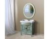 Мебель для ванной АТОЛЛ РЕТРО OLIVA – оливковый состаренный