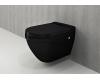 Bocchi Taormina 1012-005-0129 Унитаз подвесной, чёрный глянец 005