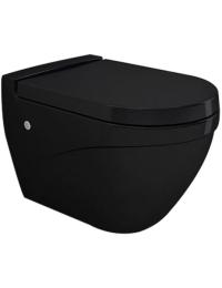 Bocchi Taormina 1012-005-0129 Унитаз подвесной, чёрный