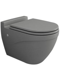 Bocchi Taormina 1012-006-0129 Унитаз подвесной, серый матовый 006
