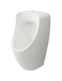 Bocchi Taormina 1383-001-0130 Писсуар подвесной, белый, наружный подвод воды