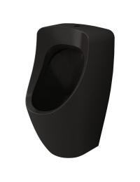 Bocchi Taormina 1383-004-0130 Писсуар подвесной, черный матовый, наружный подвод