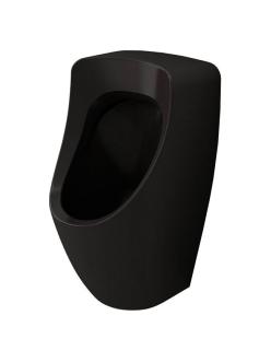 Bocchi Taormina 1383-004-0131 Писсуар подвесной, скрытый подвод, черный матовый 004