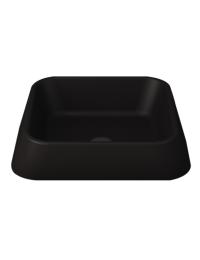 Bocchi Elba 1005-004-0125 Раковина накладная 51 см, черный матовый