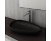 Bocchi Etna 1114-004-0125 Раковина накладная, черный матовый 004