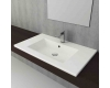 Bocchi Milano 1113-001-0126 Раковина накладная, белый глянец 001