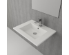 Bocchi Milano 1161-001-0126 Раковина накладная, белый глянец 001