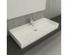 Bocchi Milano 1378-001-0126 Раковина накладная, белый глянец 001