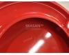 Bocchi Taormina Arch 1012-019-0129 Унитаз подвесной, Глянцевый красный 019