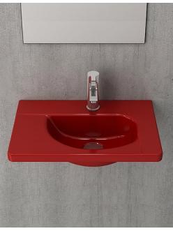 Bocchi Taormina Arch 1015-0126 Подвесная Мини-Раковина 450 мм