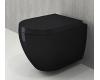 Bocchi Venezia Rimless 1295-005-0129 Унитаз подвесной, черный глянец 005