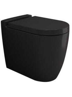 Bocchi Venezia 1301-004-0129 Унитаз приставной, черный матовый 004