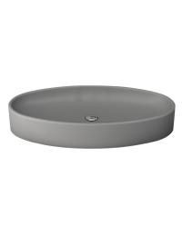 Bocchi Vessel 1014-006-0125 Раковина накладная 85 см, серый