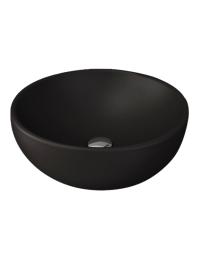 Bocchi Vessel Roma 1119-004-0125 Раковина накладная 45 см, черный